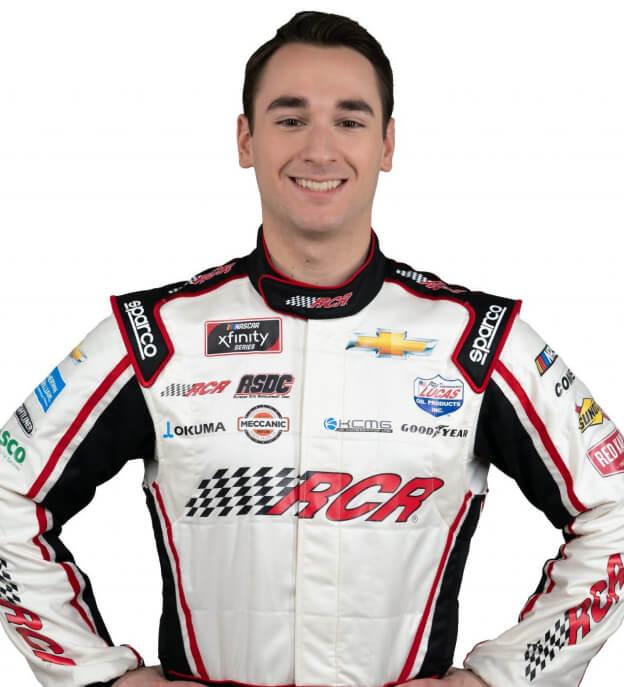 Anthony-Alfredo-NASCAR-Racer