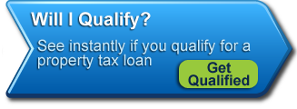 Texas property tax loan