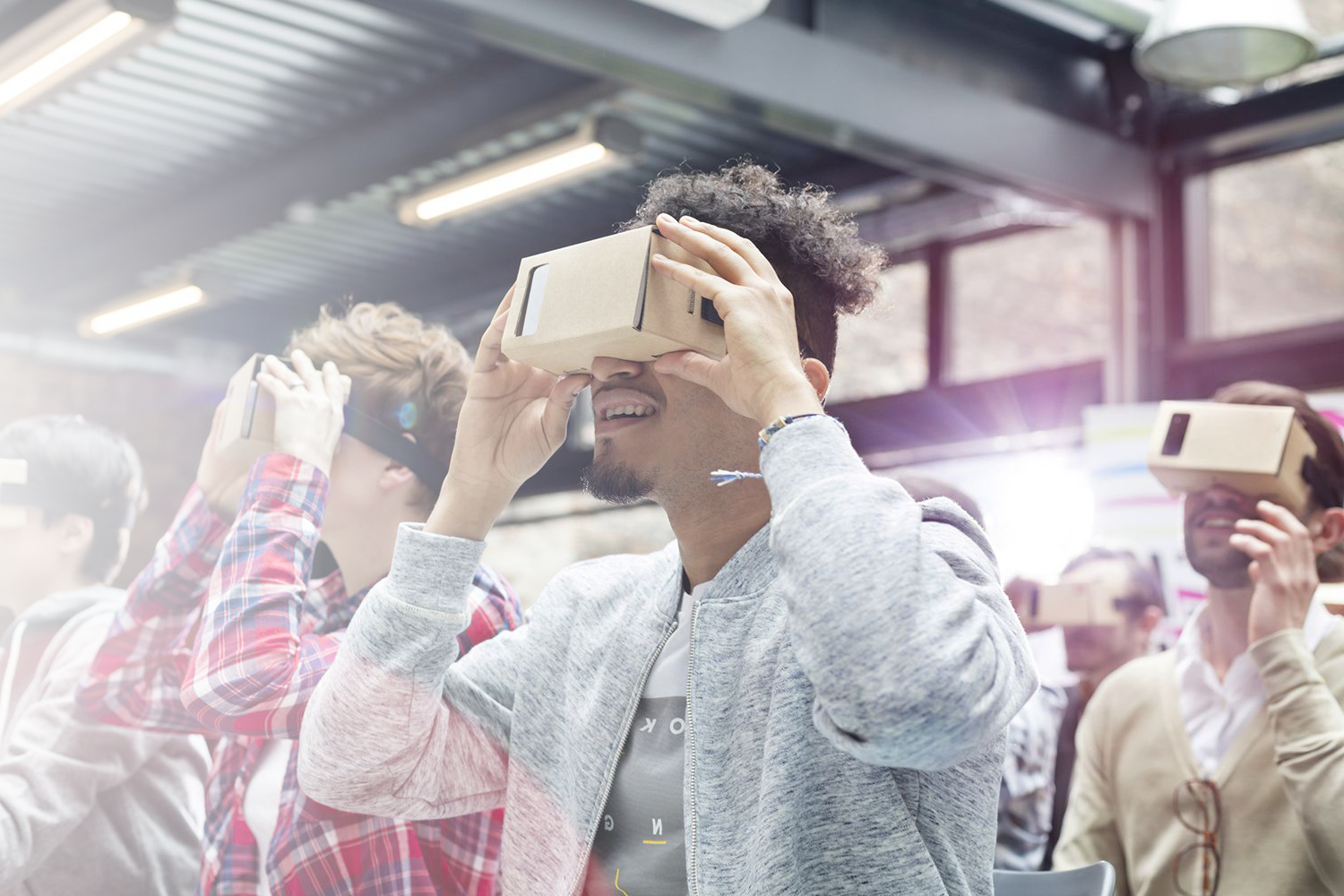 How Virtual Reality could become a marketing opportunity