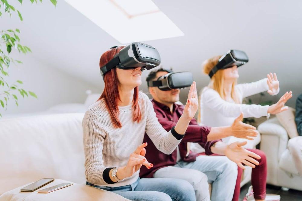 Come trasferire un messaggio corretto al cliente con la realtà virtuale