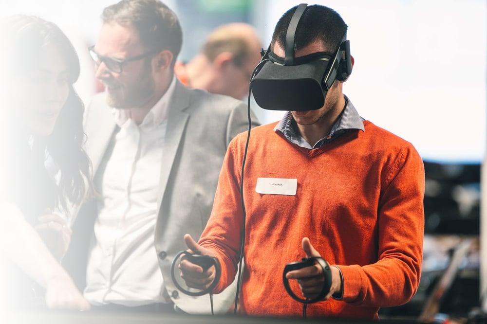 6 motivi per usare la realtà virtuale nella formazione aziendale