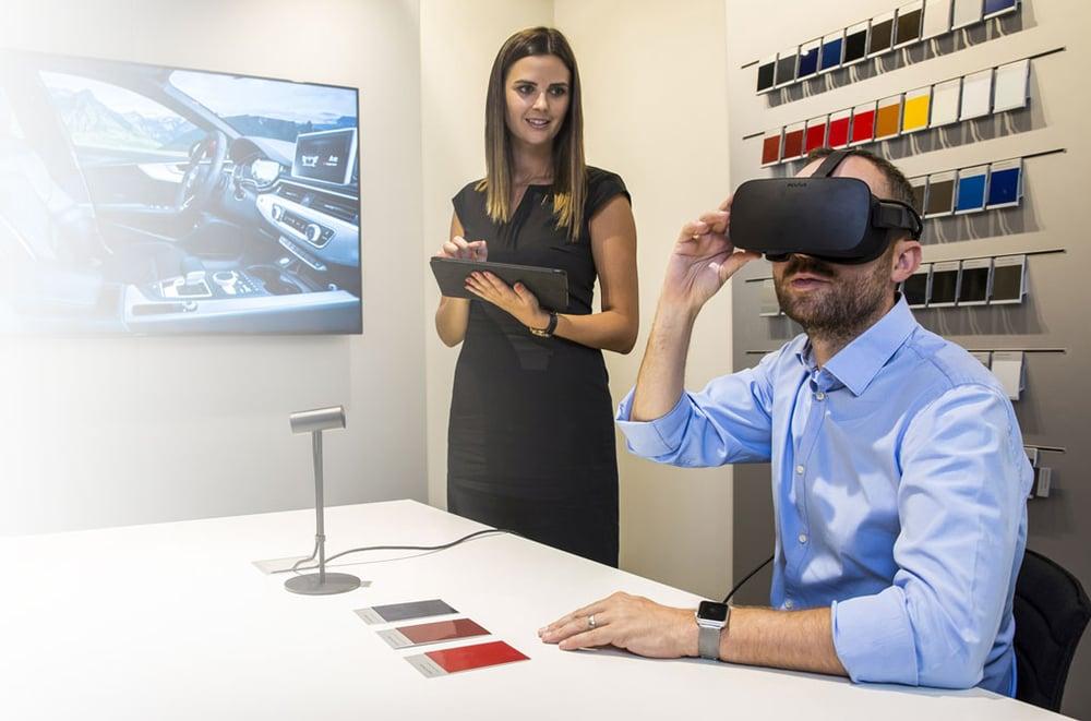 Come migliorare le performance della rete di vendita con la realtà virtuale