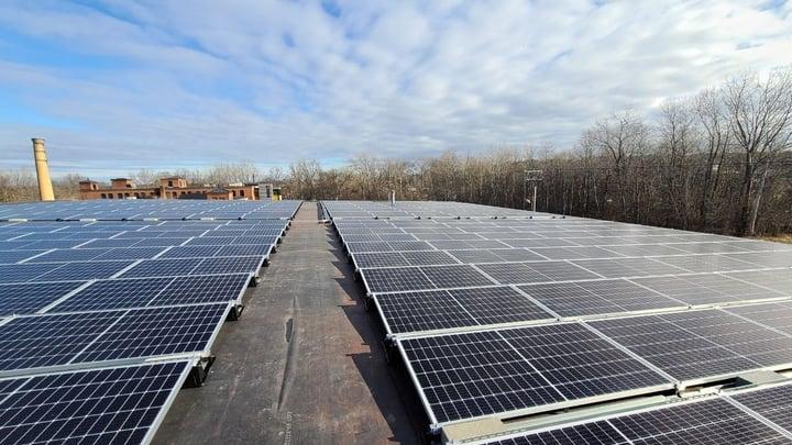 Brainpower in Burlington: Major Creative Agency Gets Powered by the Sun
