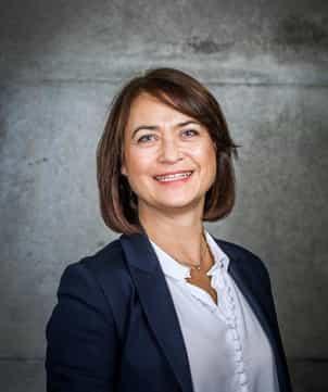Eva Fonn Alsaker HR-sjef Frydenbø Group
