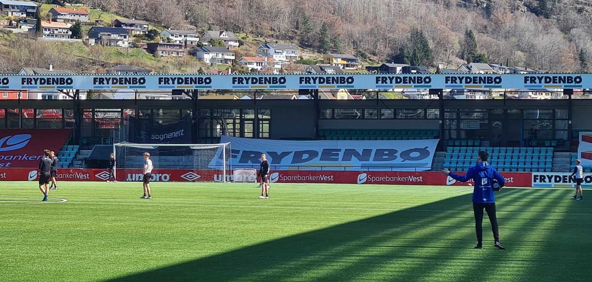 Super team Sogndal