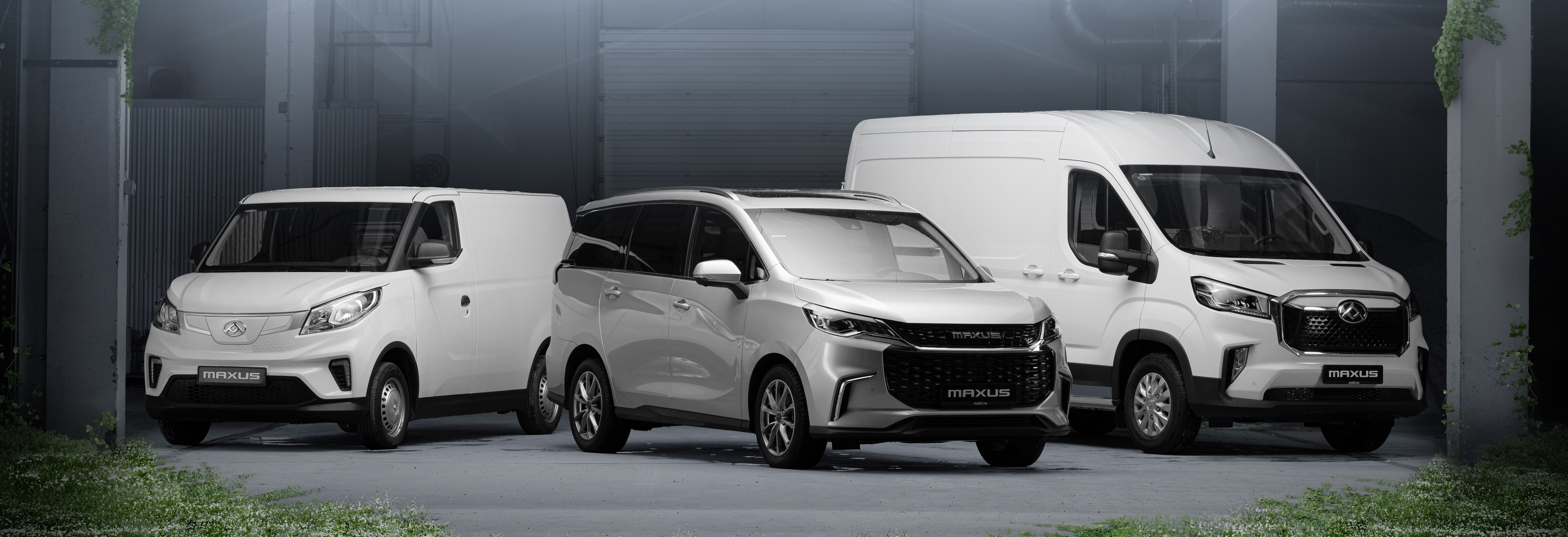 Our product portfolio expands - Introducing Byd and Maxus