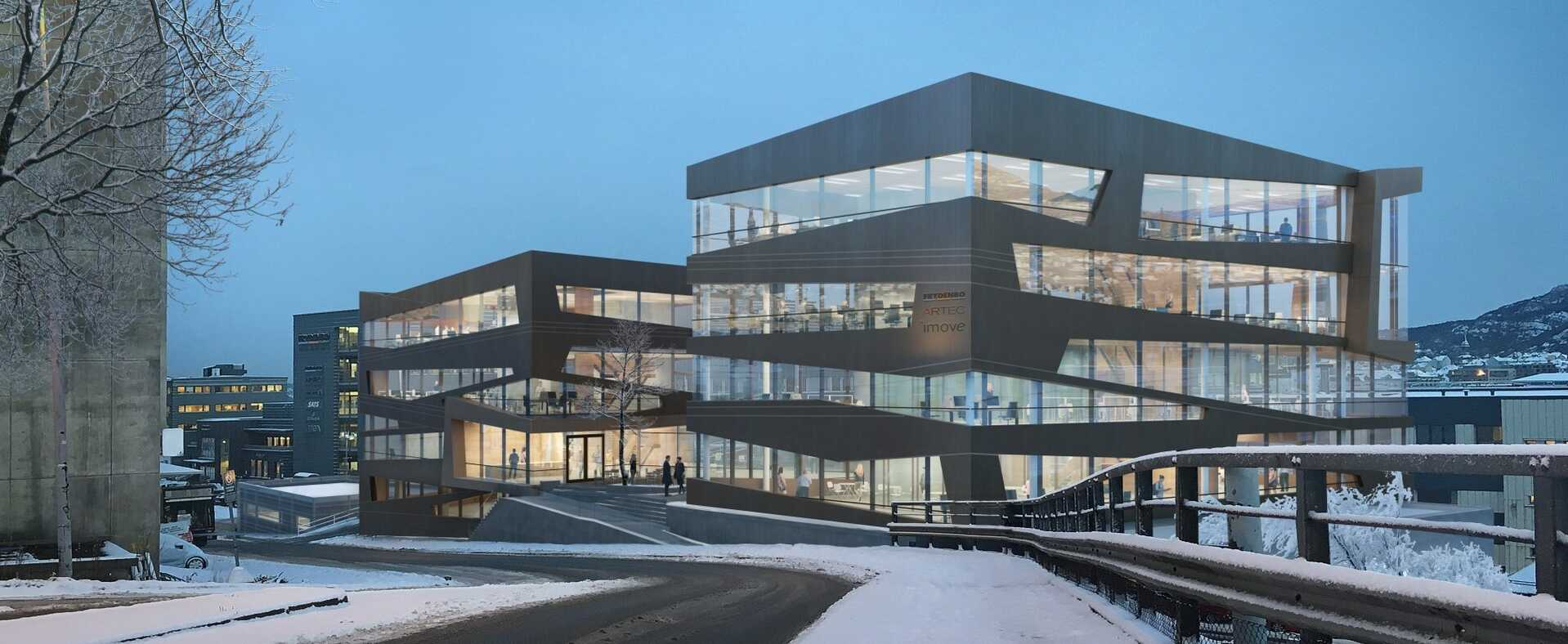 Frydenbø Eiendom BREEAM-certifies multiple buildings