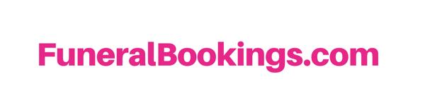 Funeralbookings- Logo long- white LARGE background-1