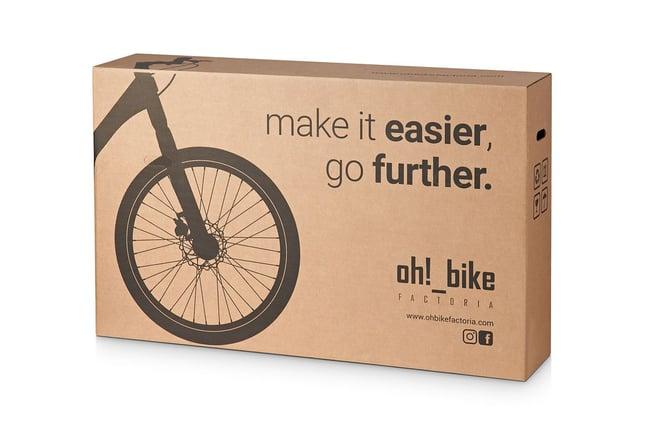 Un packaging Eco-friendly para reducir la contaminación en las ciudades.