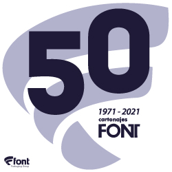 Cartonajes Font en 50 años de historia: las fechas clave