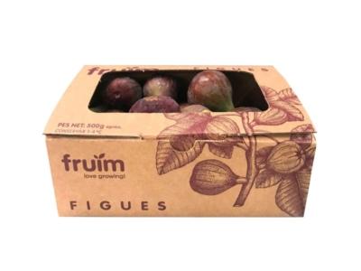 El packaging para FRUTAS más ECOLÓGICO del mercado