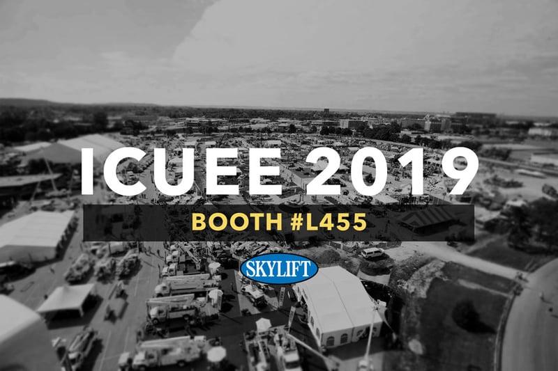 ICUEE – October 1-3, 2019
