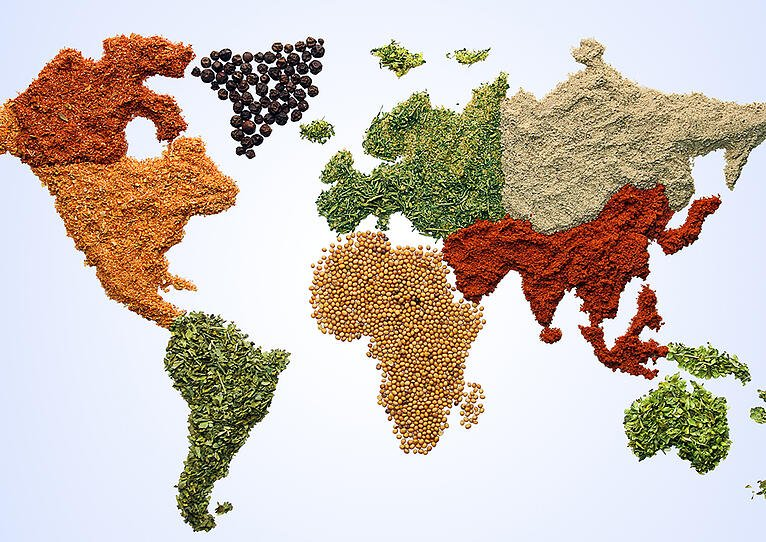How Global Flavor Trends are Changing Restaurant Menus