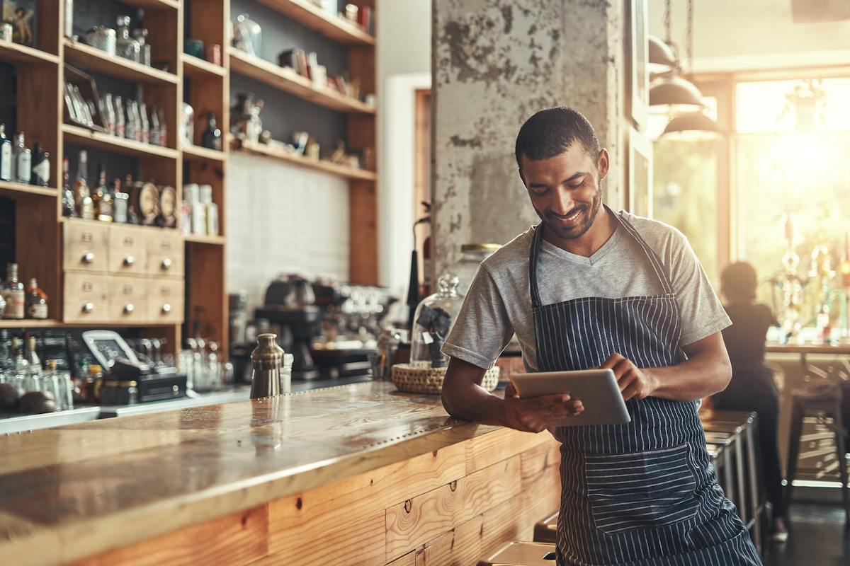 How To Update Your Restaurants Technology
