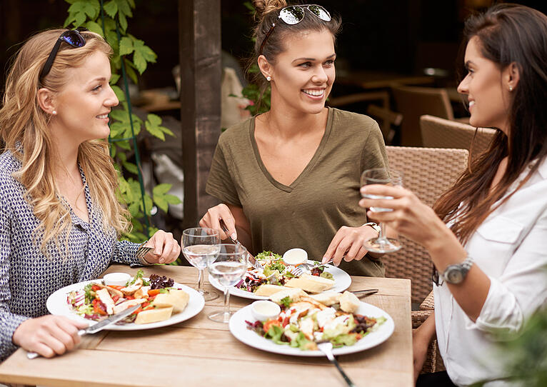 To Your Health: How Restaurants Can Support Guests' Healthy Diets