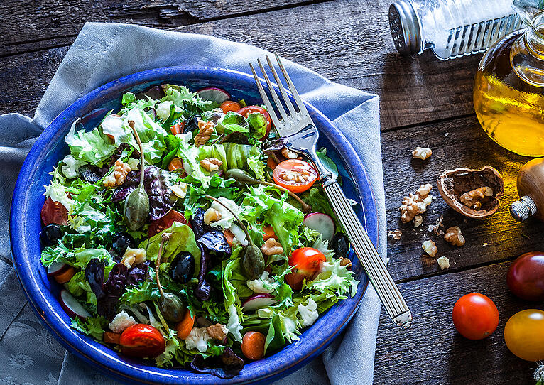 Productive Produce: Enticing Restaurant Guests with Vegetarian Ingredients