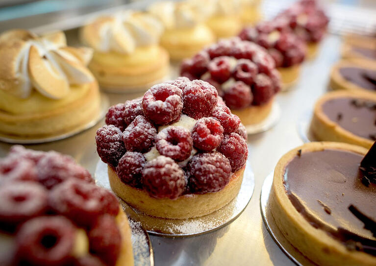 5 Autumn Desserts That Will Make Your Customers Go Nuts