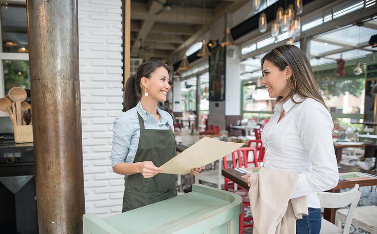 Restaurant Communication Checklist