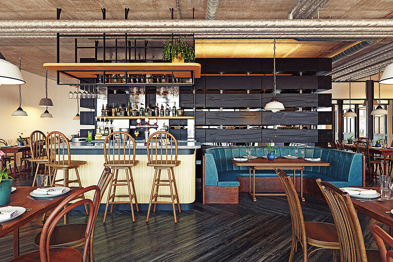 7 Layout Ideas to Help You Design Your Restaurant Floor Plan