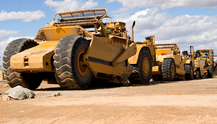 Construction Equipment: Have You Considered Leasing?