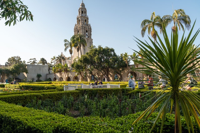 Balboa Park, which contains 17 museums