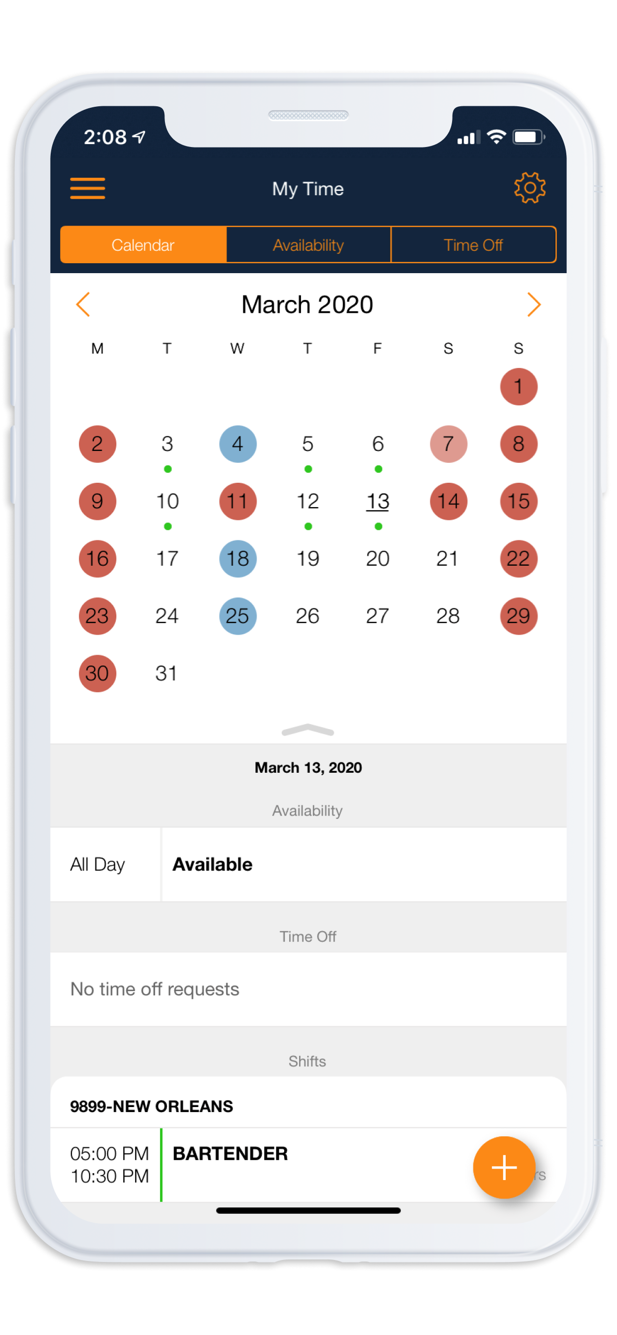 TeamworX 6.5 iPhone