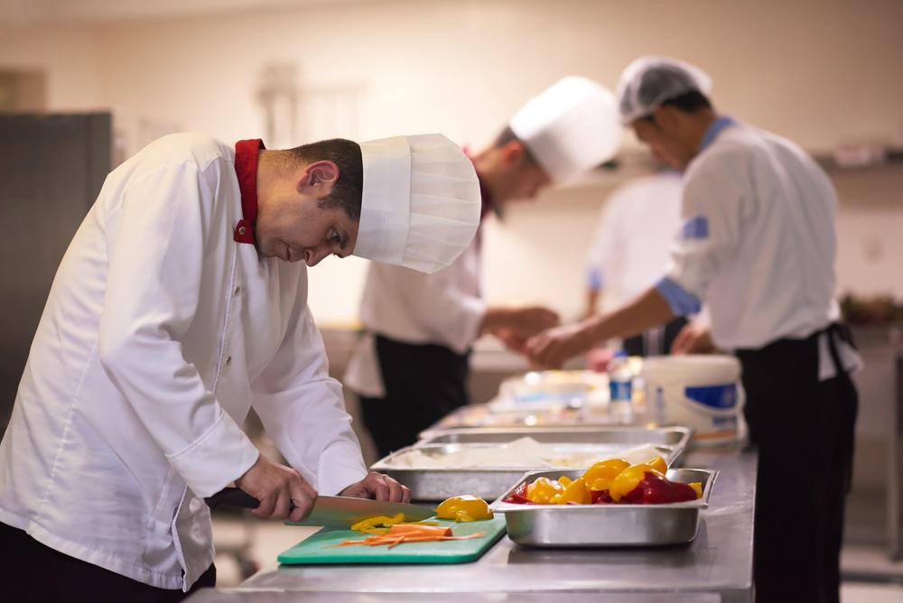 chef food prep knife