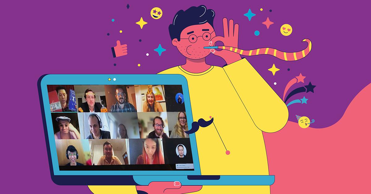Our Virtual Smartly.io Birthday Celebration