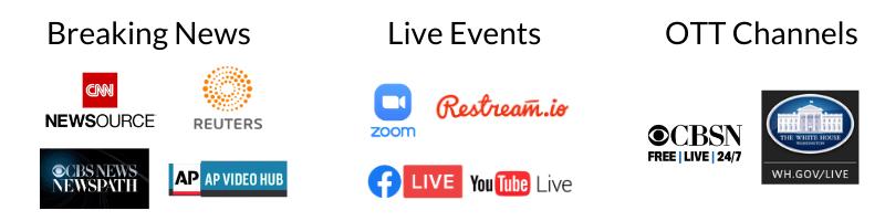 channel logos 2