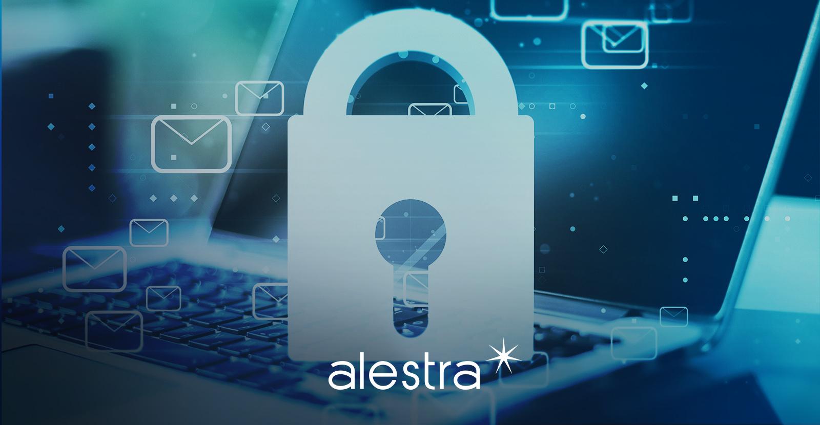 Computadora segura gracias a soluciones de ciberseguridad