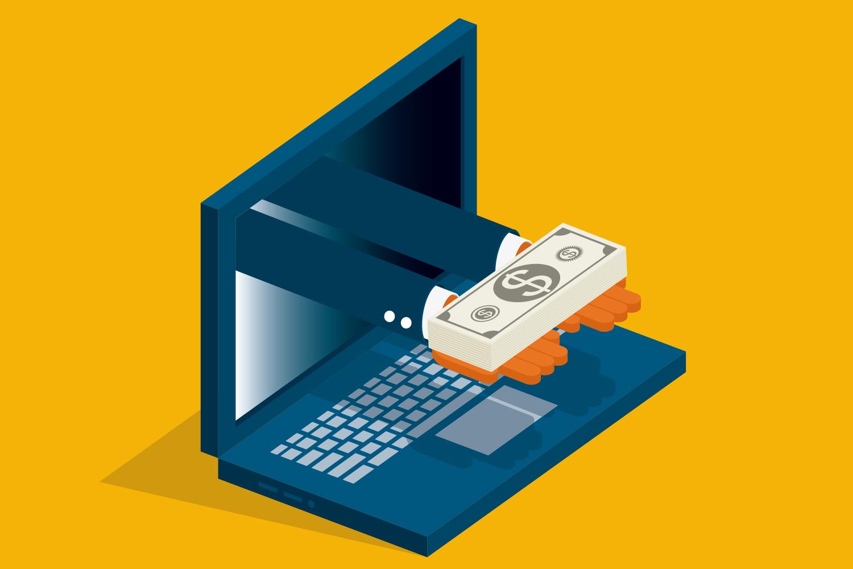 Pago realizado a compañías de software de paga
