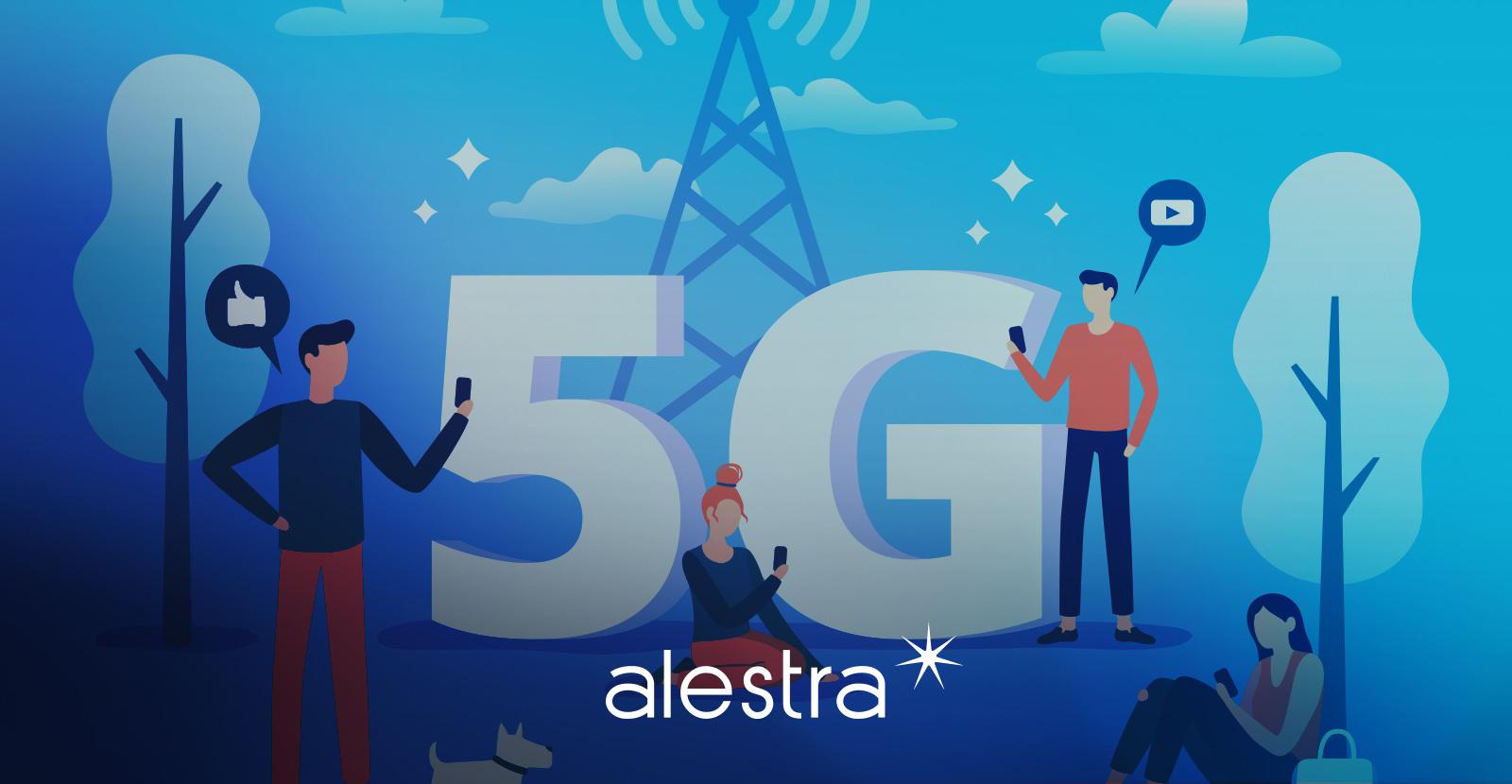 La gran cantidad de dispositivos que se podrán conectar a la red 5G creará una base de usuarios enorme