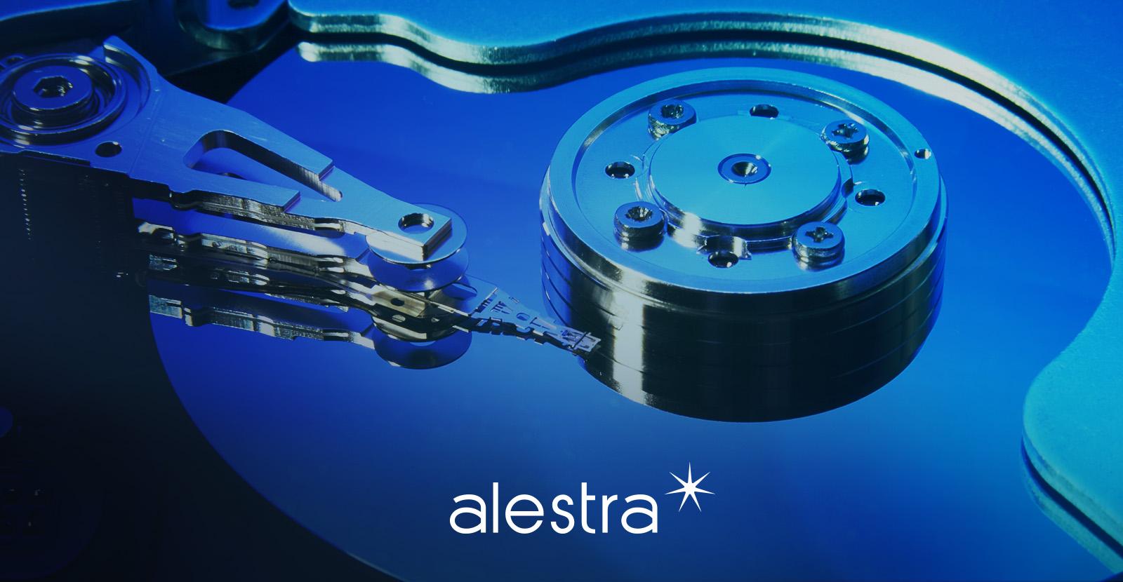 Un disco duro mecánico optimizado para la lograr la máxima velocidad posible
