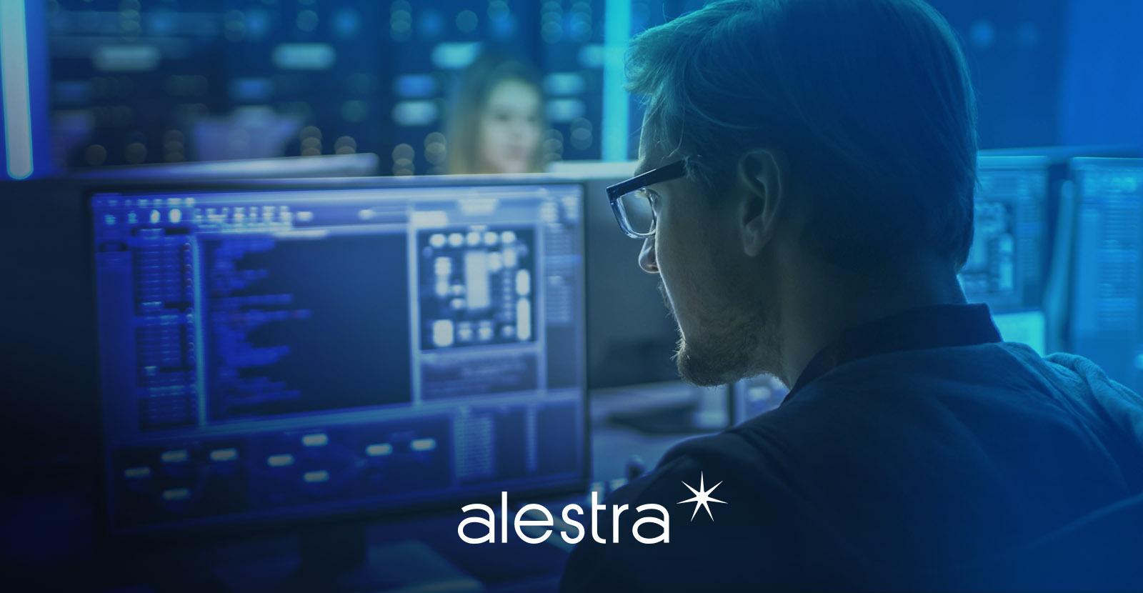 Programador Alestra crea nuevas soluciones en el 2021