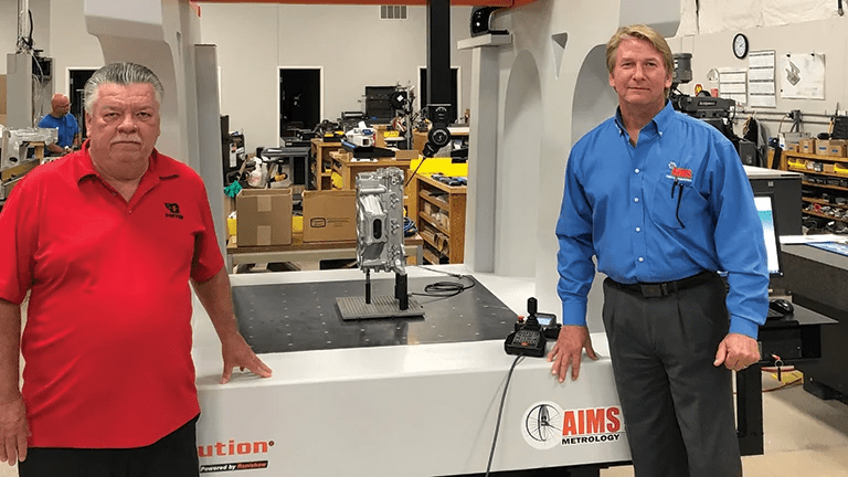 Is A Direct Drive Linear Motor Powering Your CMM?