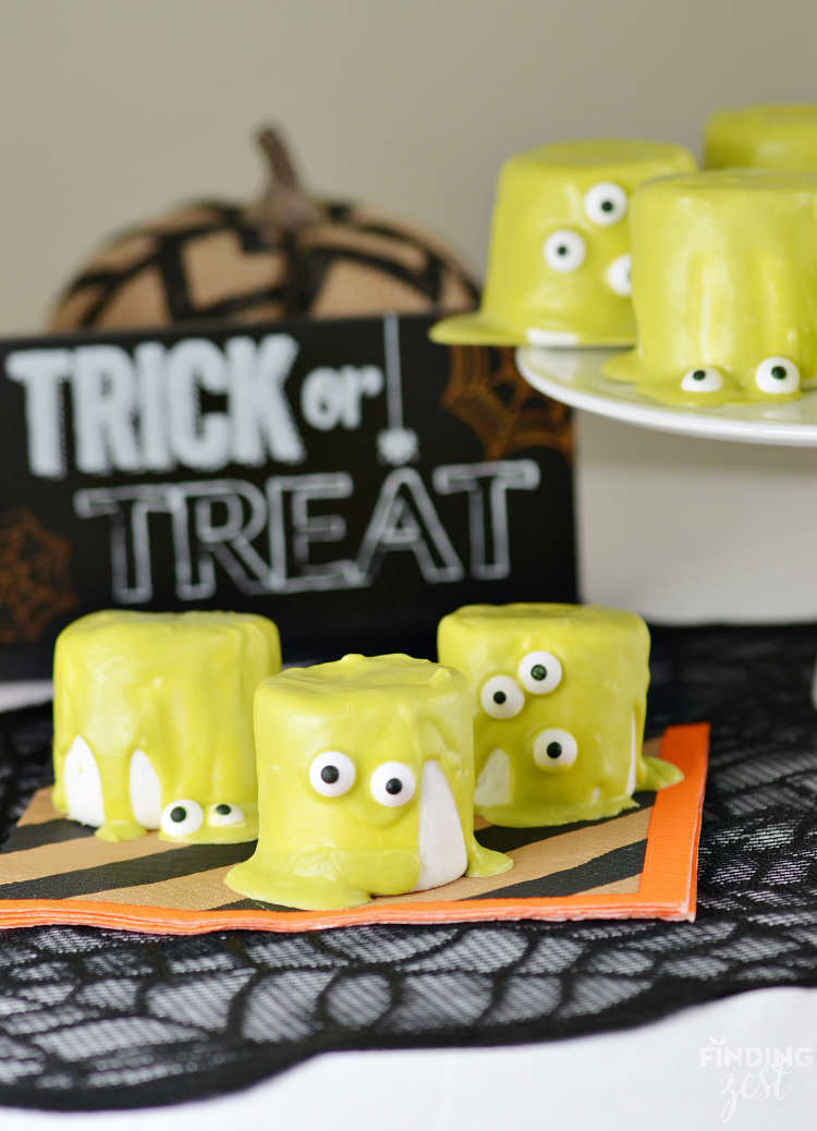 Delightful Halloween Treats