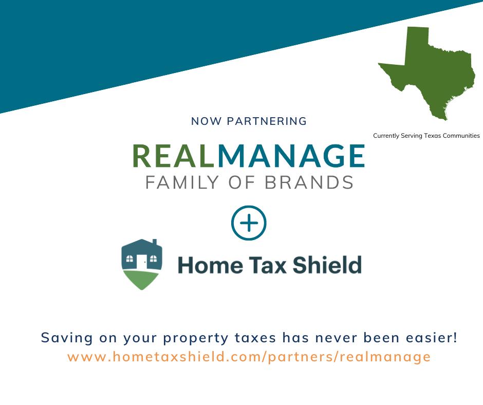 Home Tax Shield - RealManage Partnership