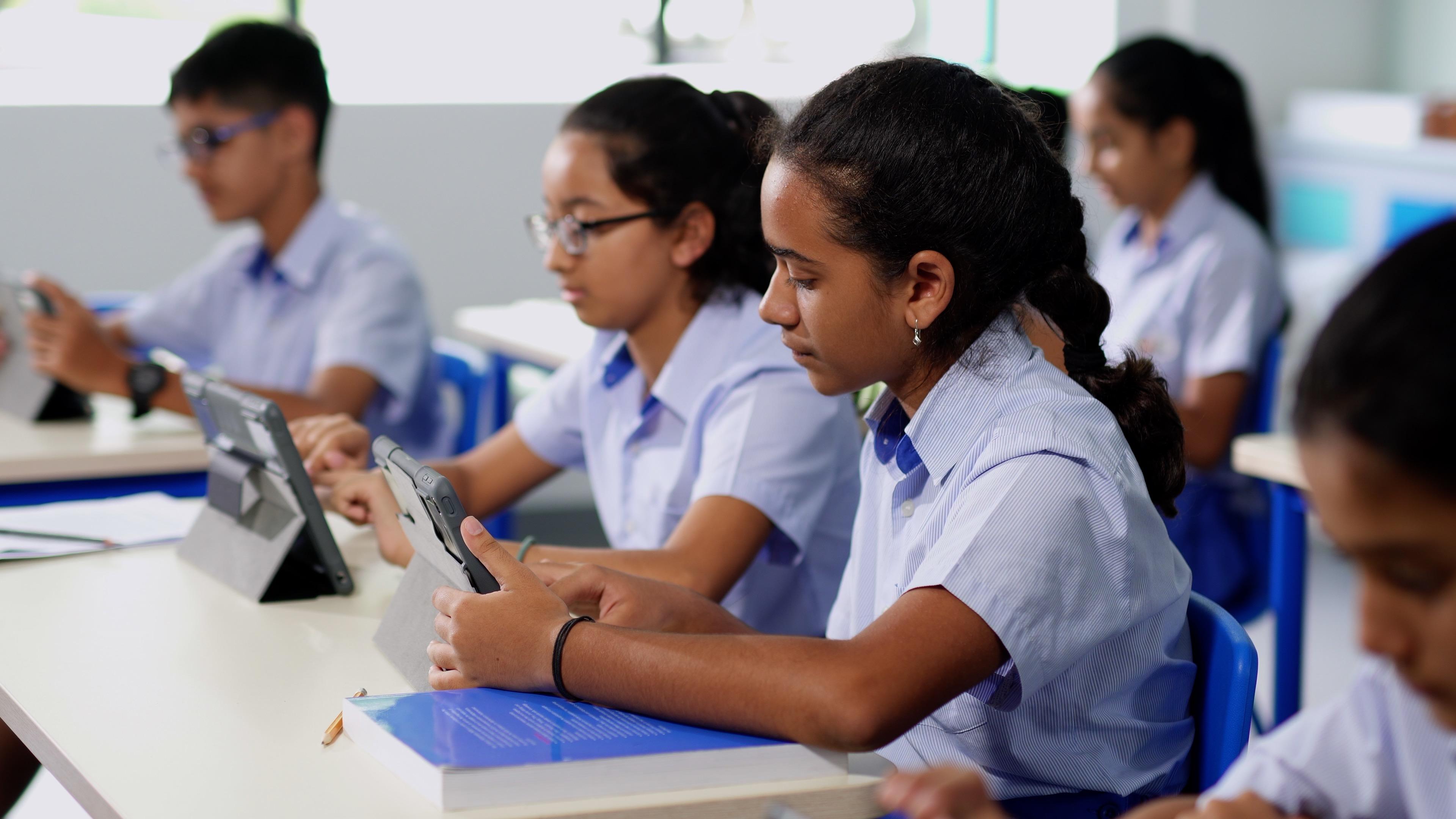 GIIS Classrooms 68