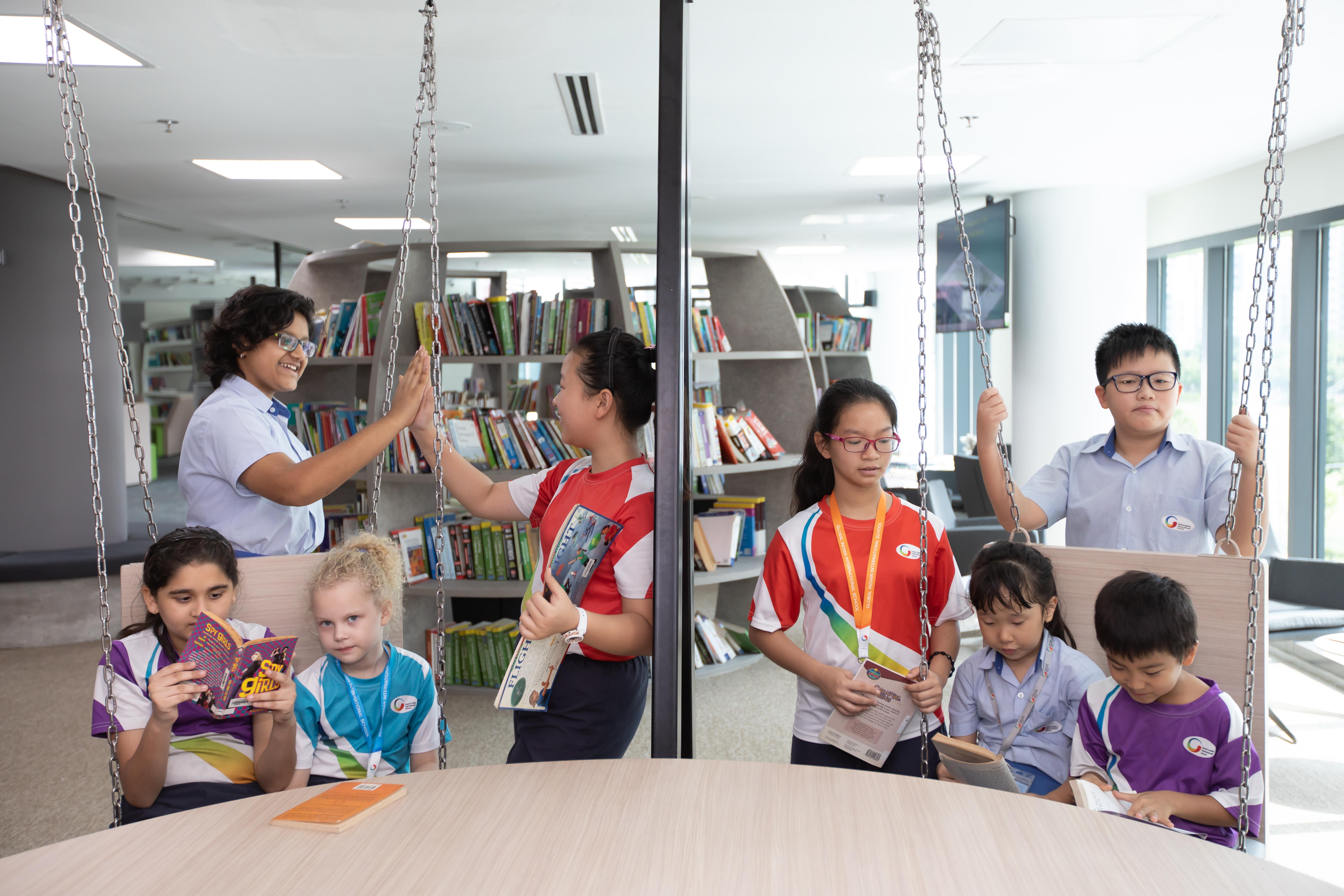 best international school singapore