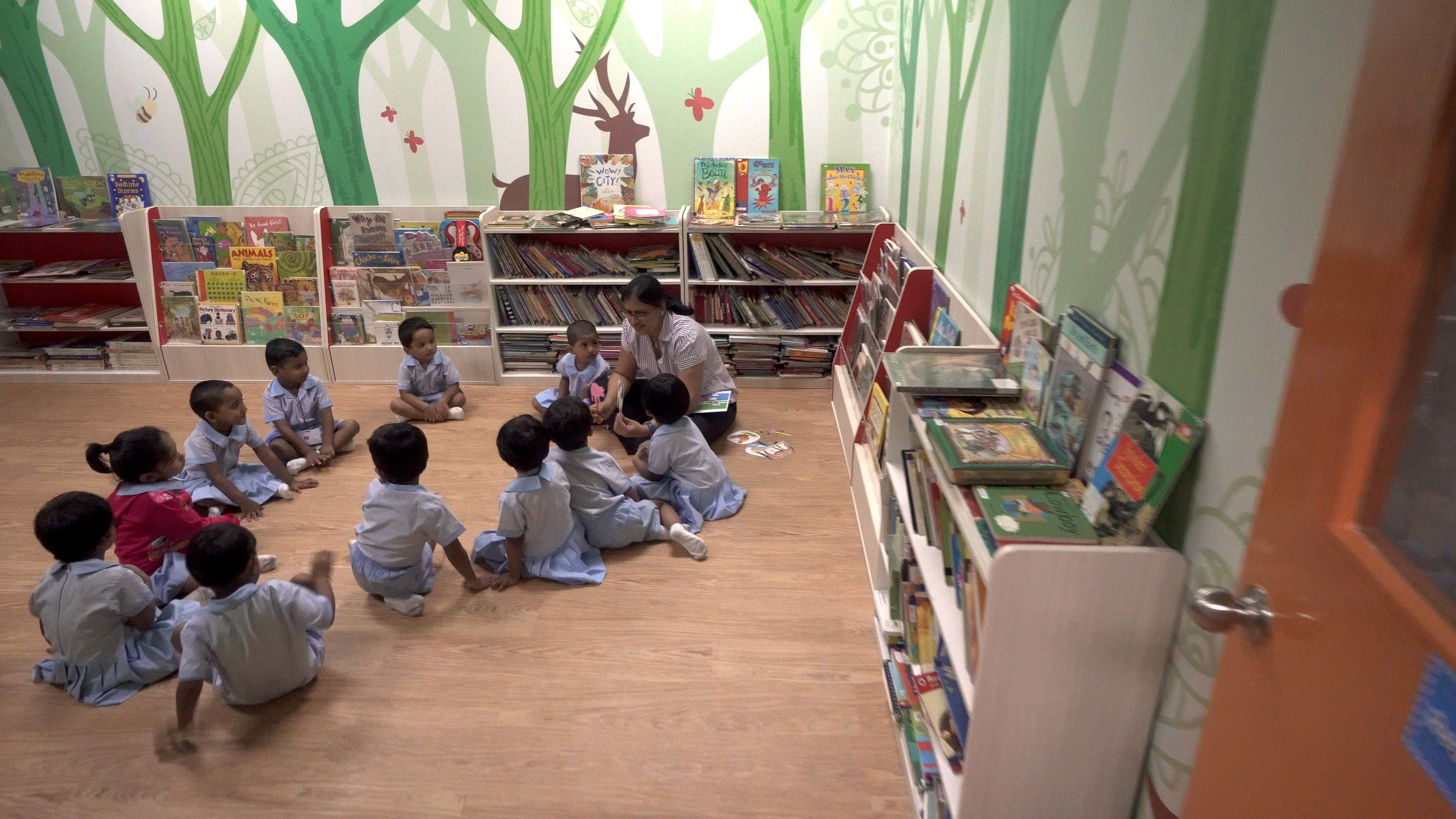 kindergarten punggol