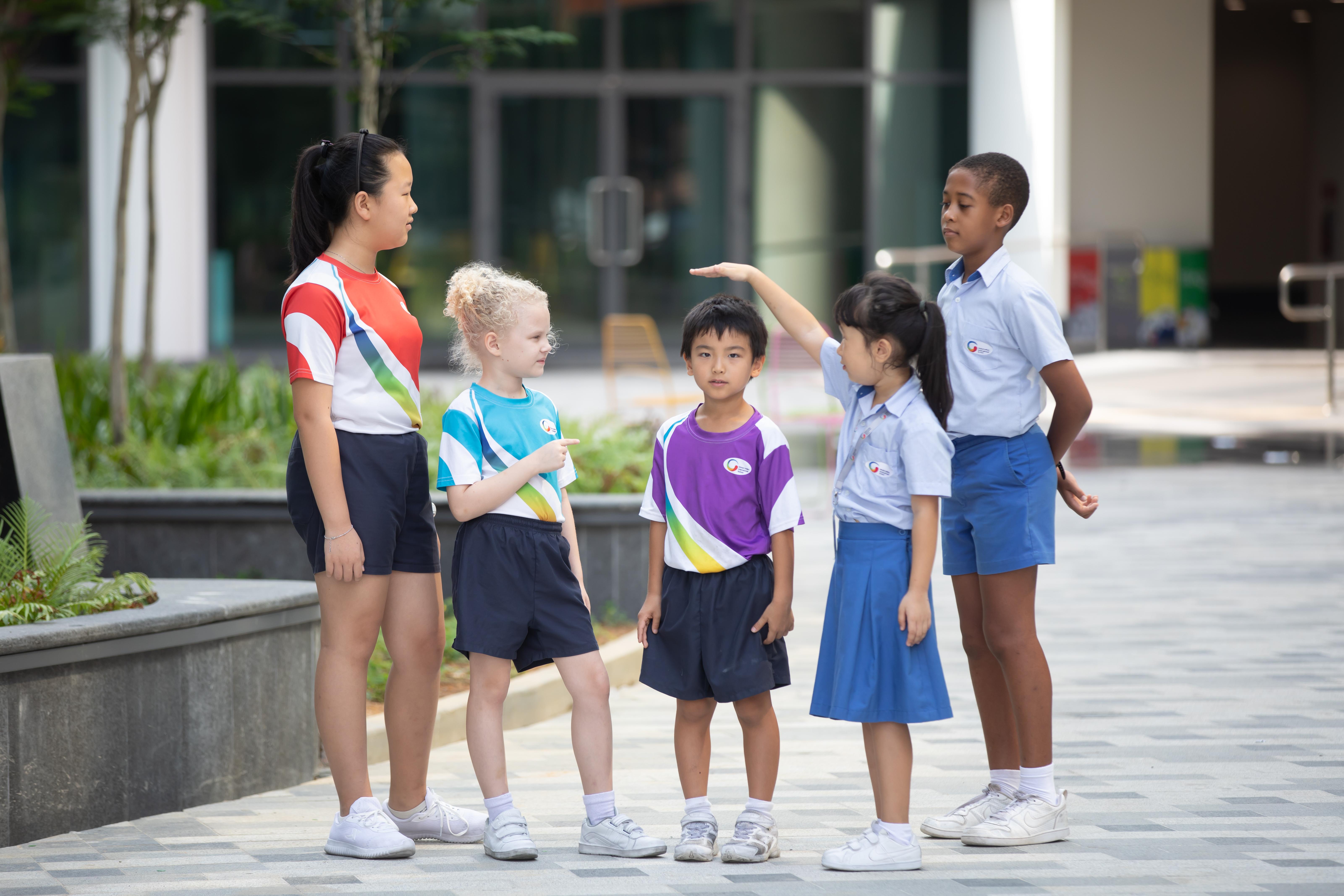 top international school Singapore