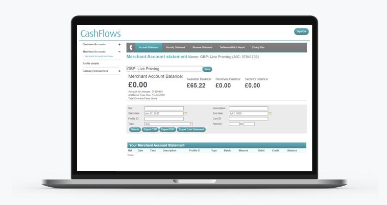 Cashflows-AMS-login-2