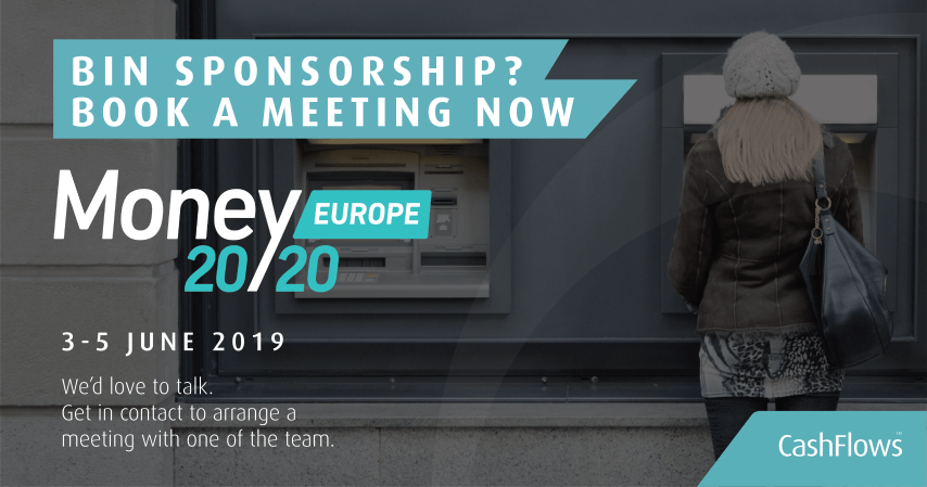 Want to talk BIN Sponsorship? Meet us at Money 2020