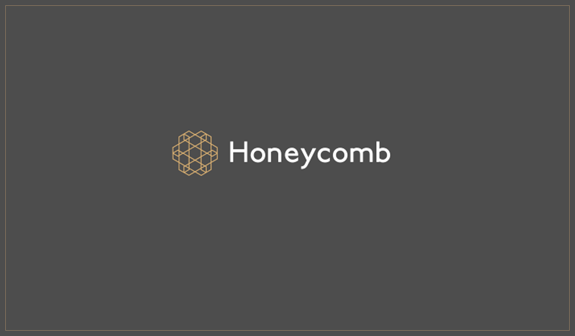 Announcement: Honeycomb & CashFlows