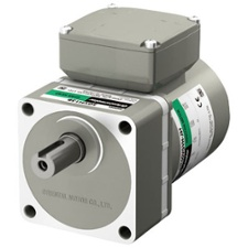 K2S Terminal Box Type AC Motors with stainless steel shaft