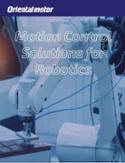Motion control for robotics industry brochure