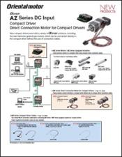 AZ Series compact drivers cutsheet