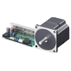 BLH Series 24 VDC BLDC electromagnetic motor and driver