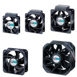 MRS Series axial flow fans