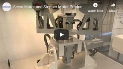 Servo Motor and Stepper Motor Product Demo